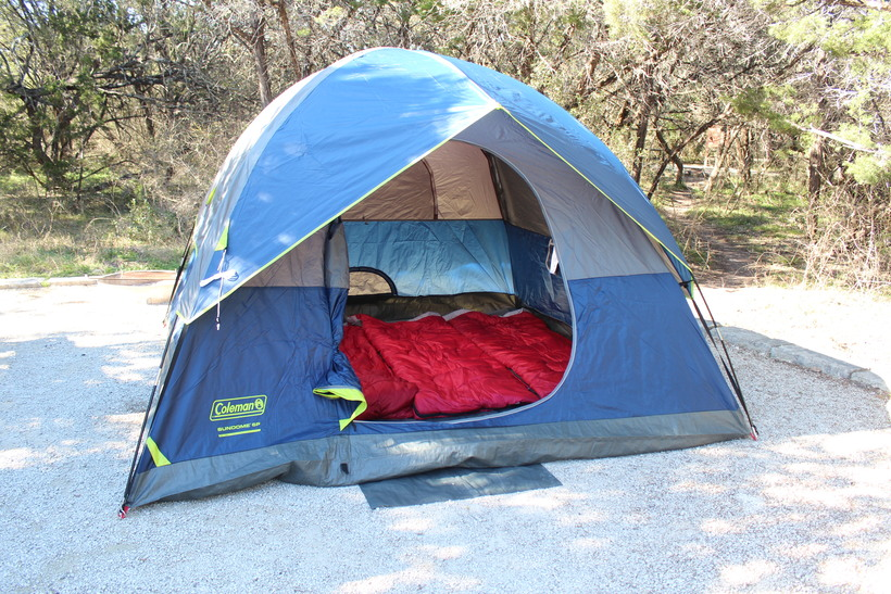 Camping Packages