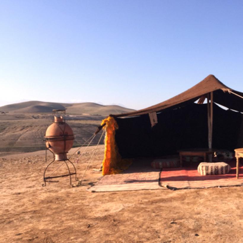 Agafay Marrakech Desert