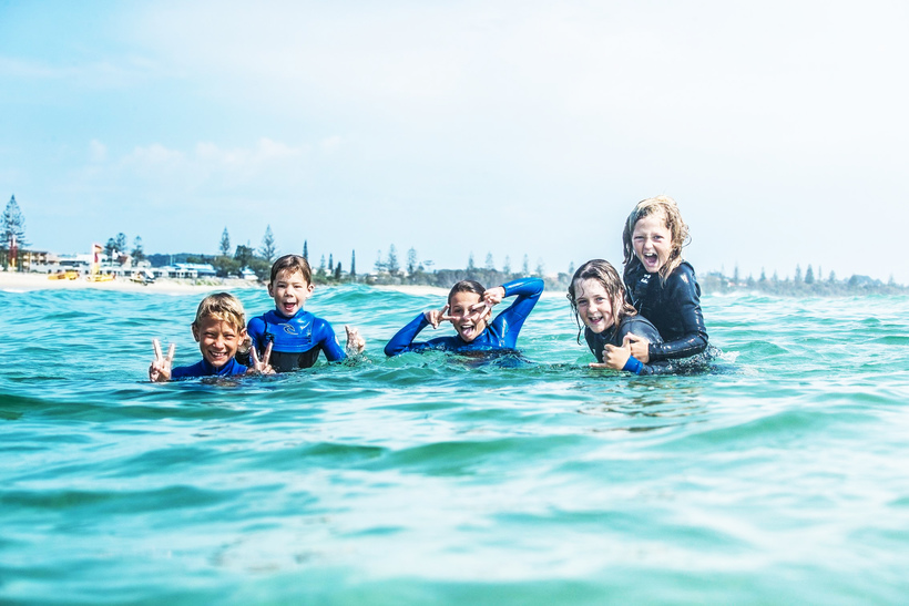 AUSTRALIA'S BEST SURF CAMP