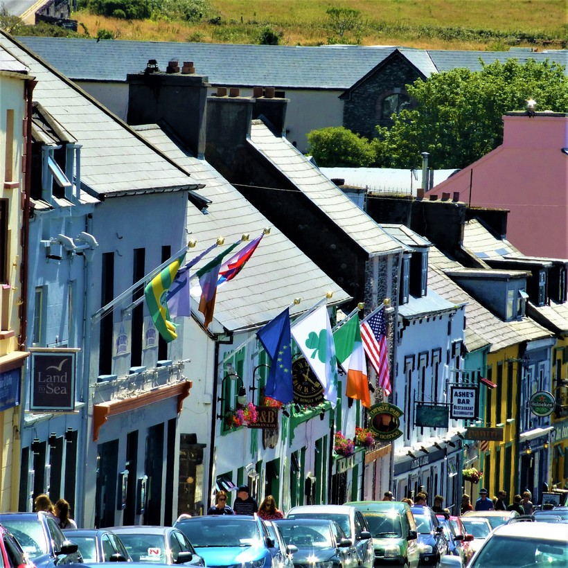 Voted No. 1 Foodie Town in Ireland!