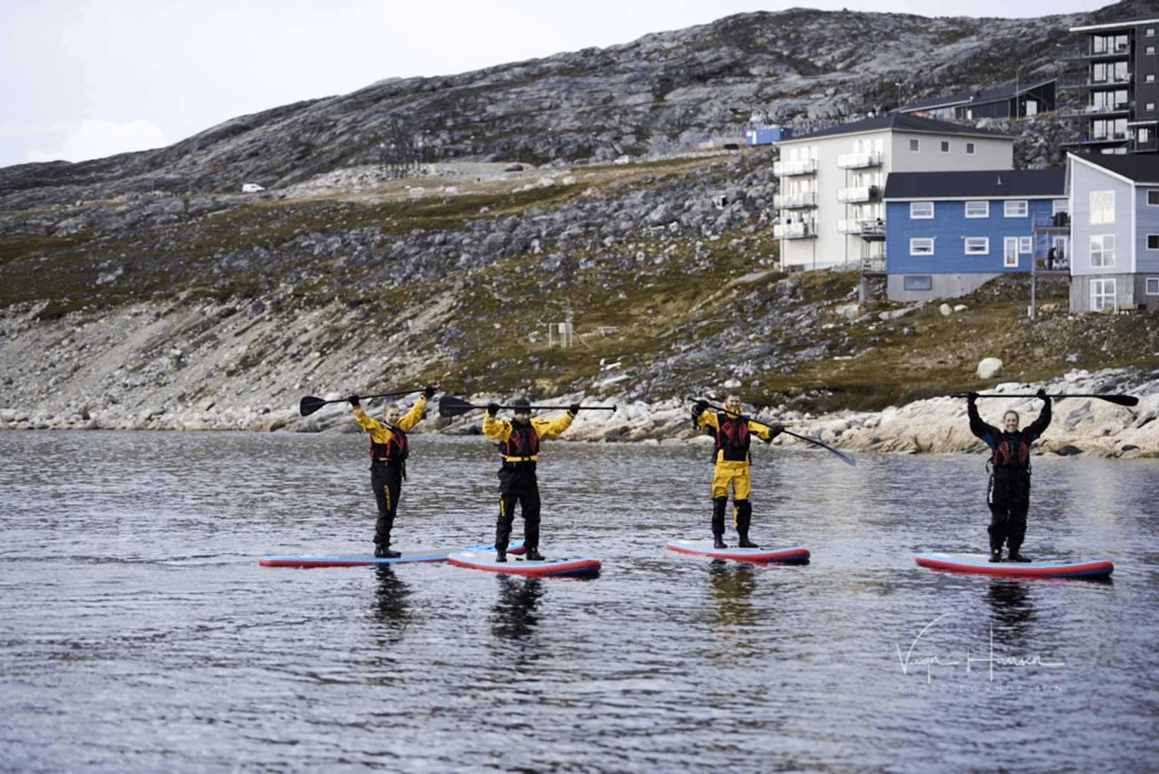 Welcome to your Nuuk Adventures