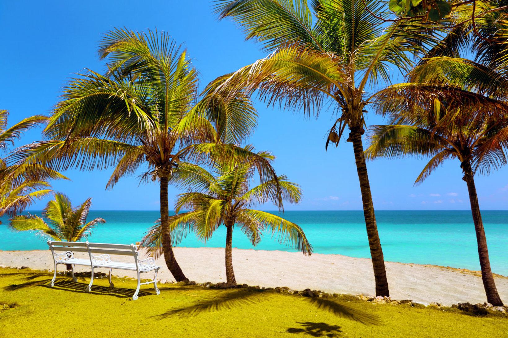 Déconnectez tout sur les plages d'un Cayo