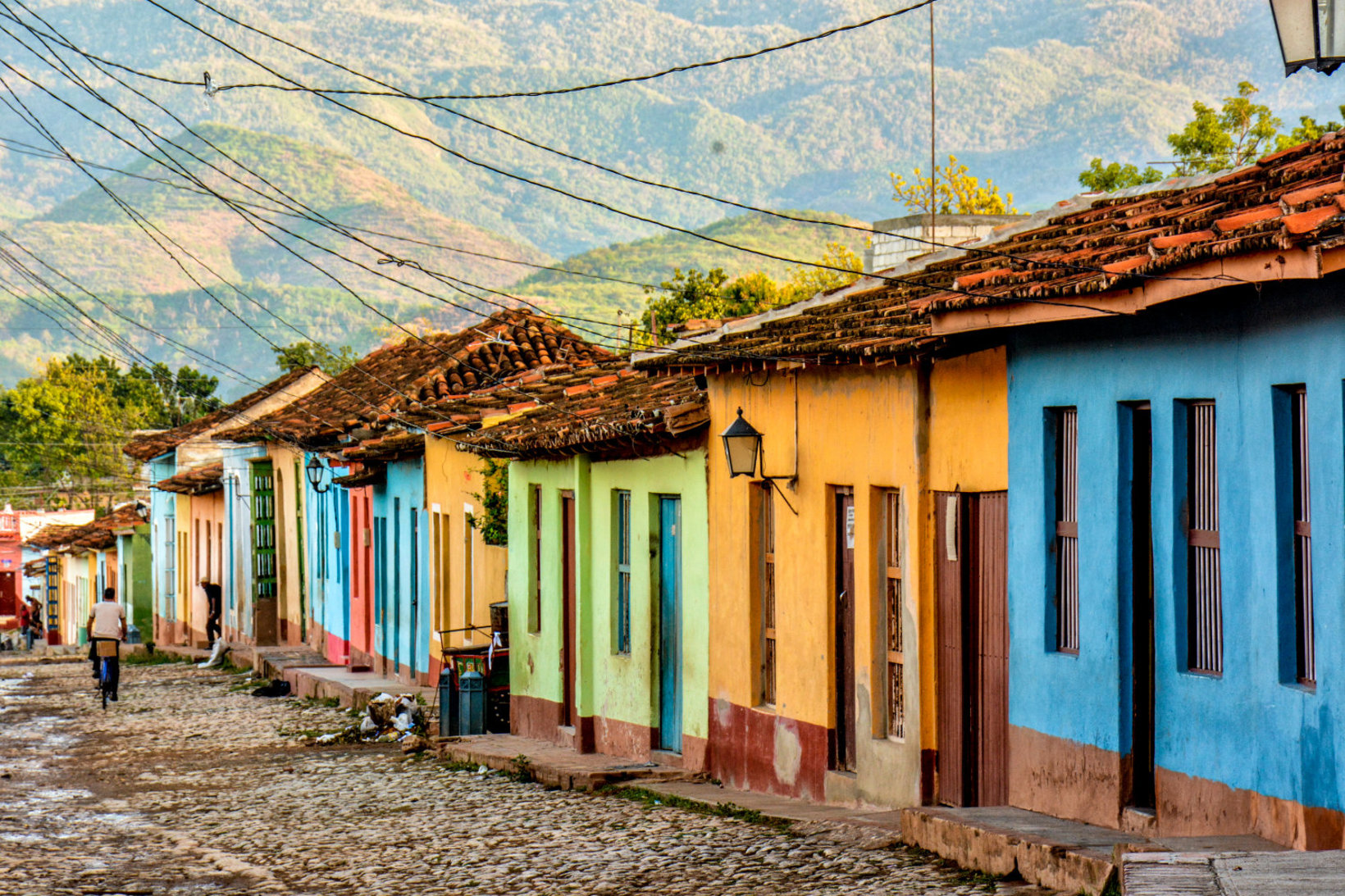 Perdez vous dans les couleurs de Trinidad