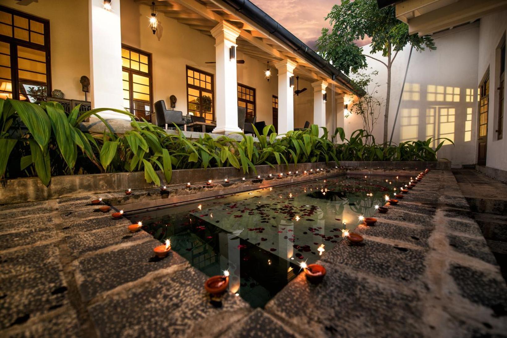 D Pavilion Boutique Hotel, Colombo