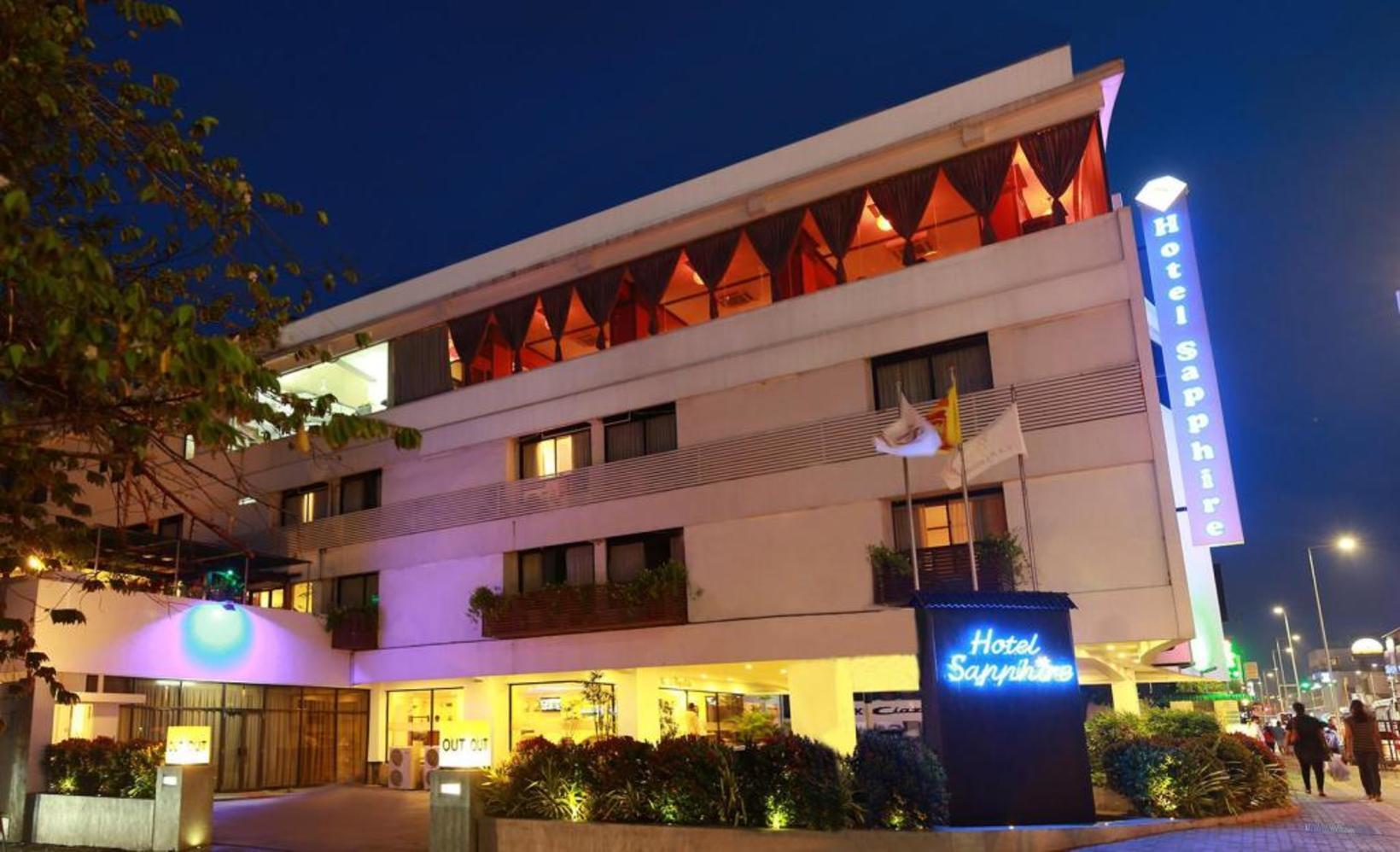 Hotel Sapphire, Colombo