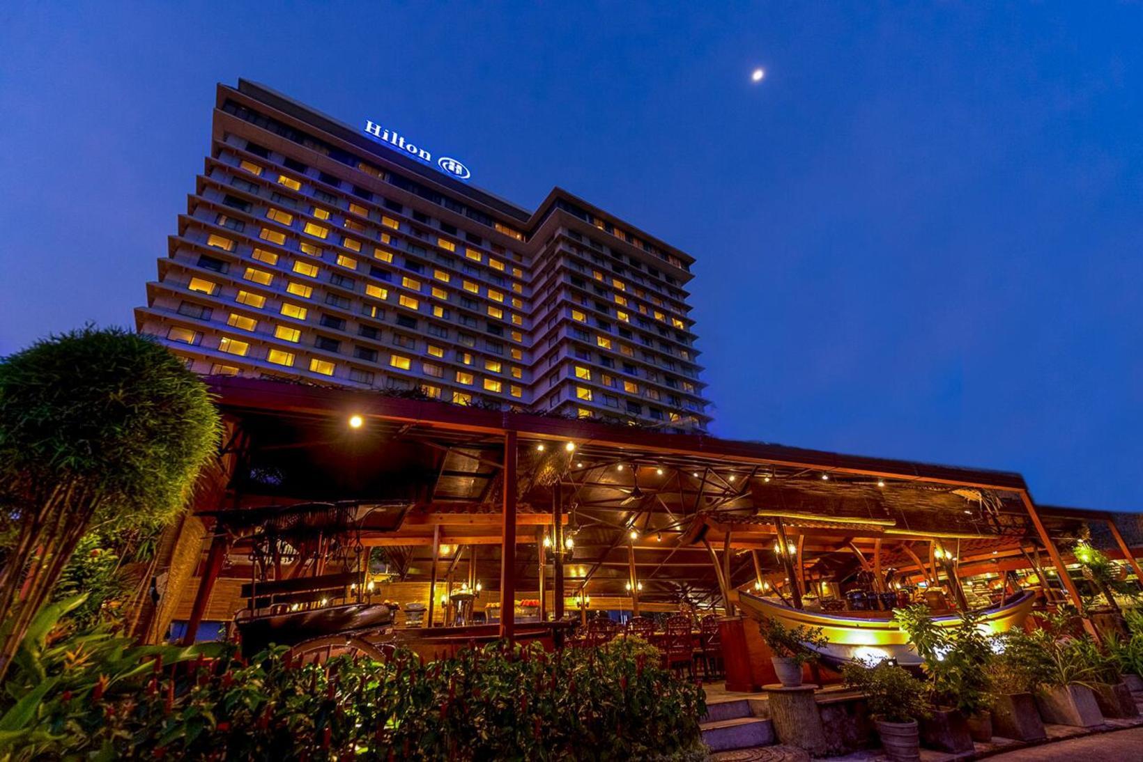Hilton, Colombo