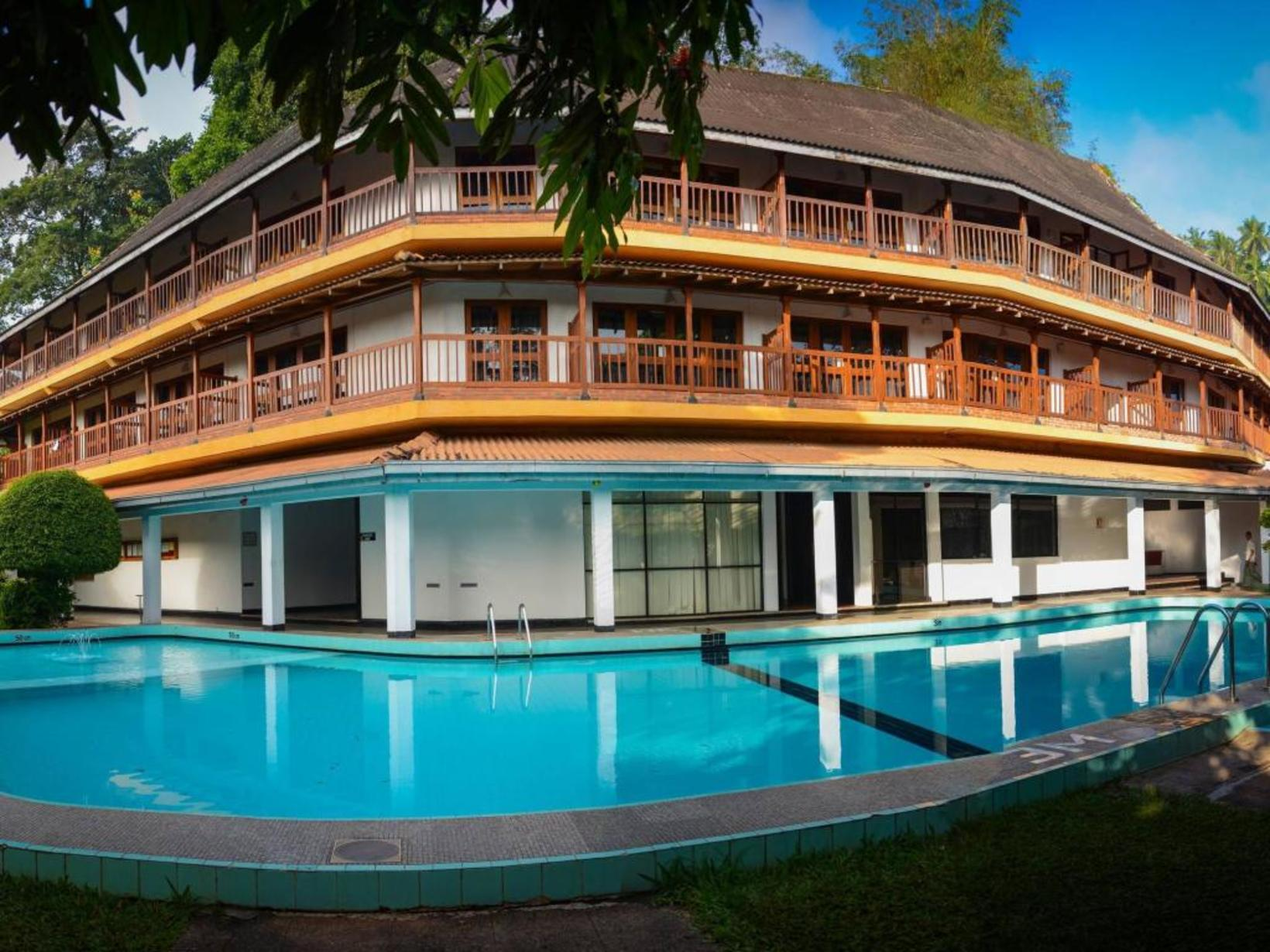 Hotel Hill Top, Kandy