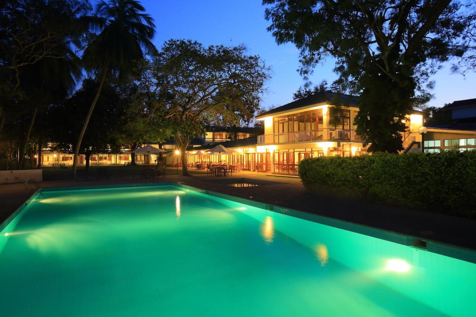 The Lakeside at Nuwarawewa, Anuradhapura