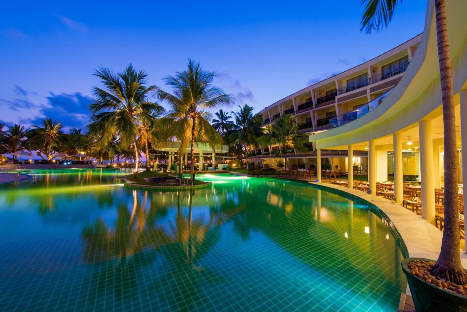 Eden Resort & Spa, Beruwala