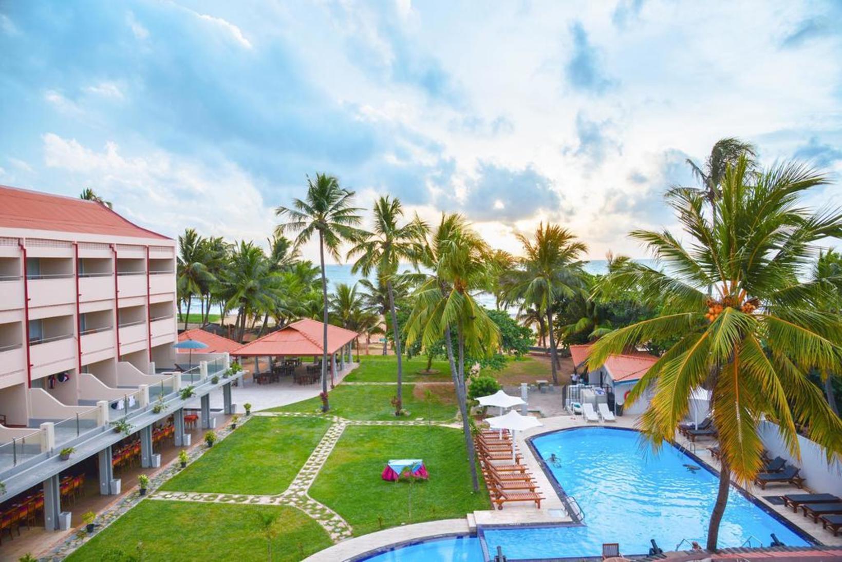 Paradise Beach Hotel, Negombo