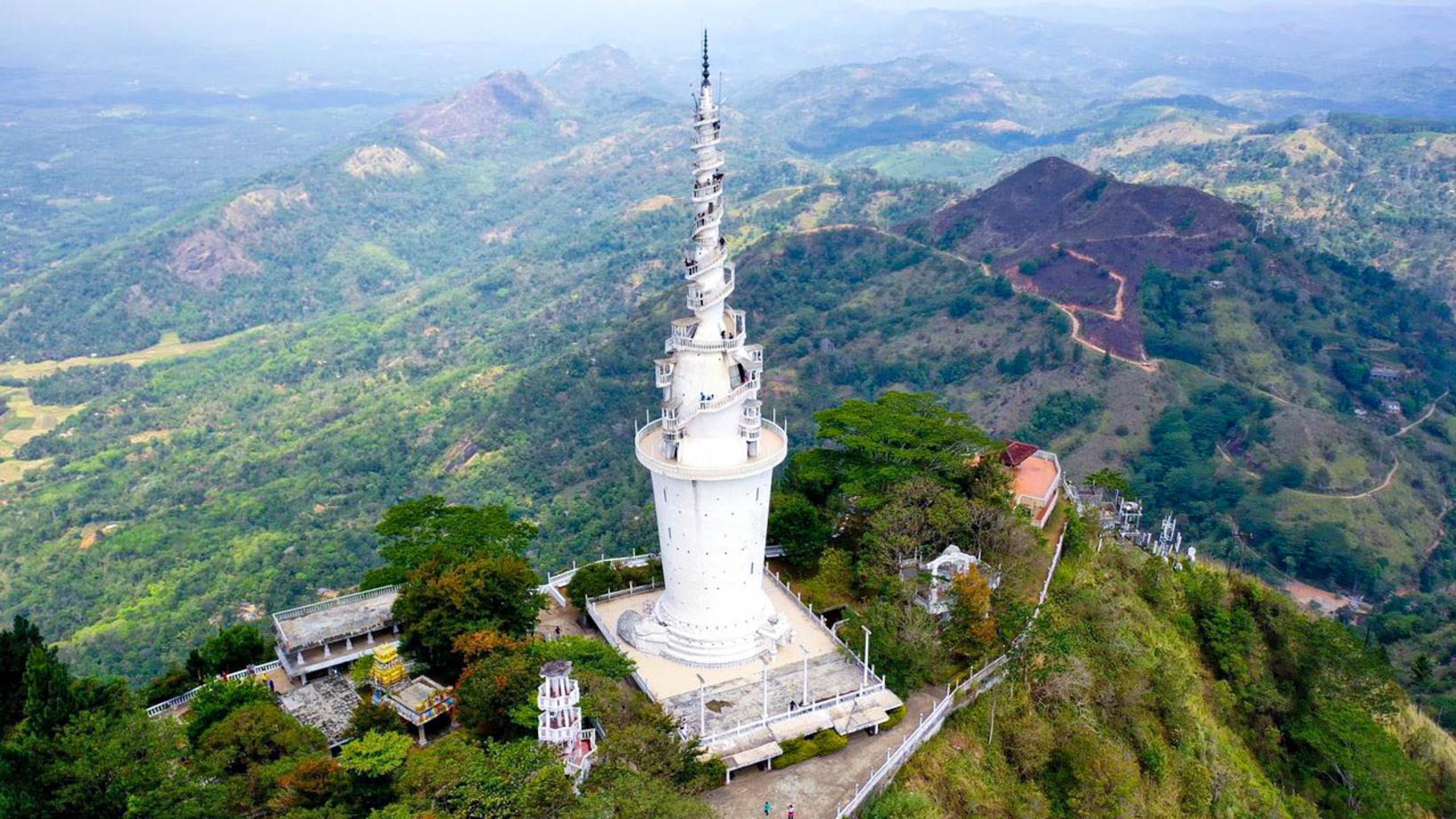 Ambuluwawa Tower - Lakpura™