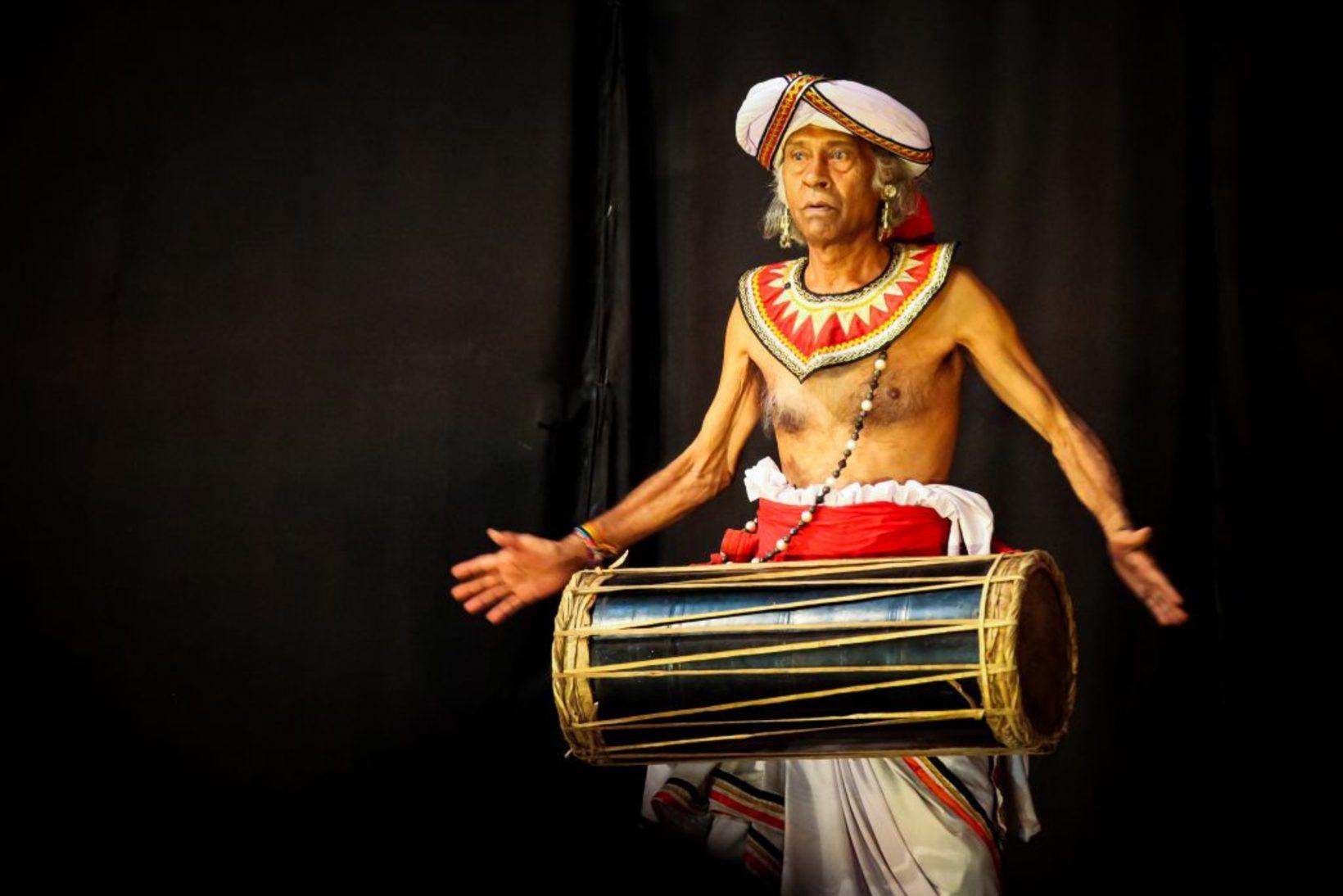 Traditional Drums of Sri Lanka