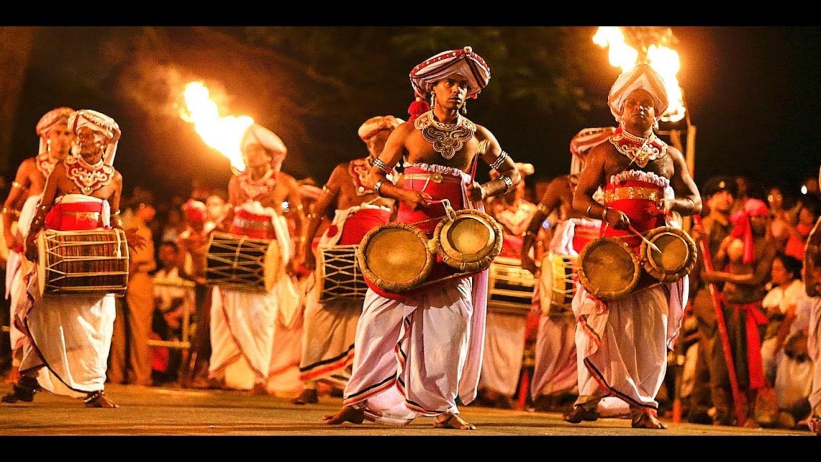 Dance in Sri Lanka