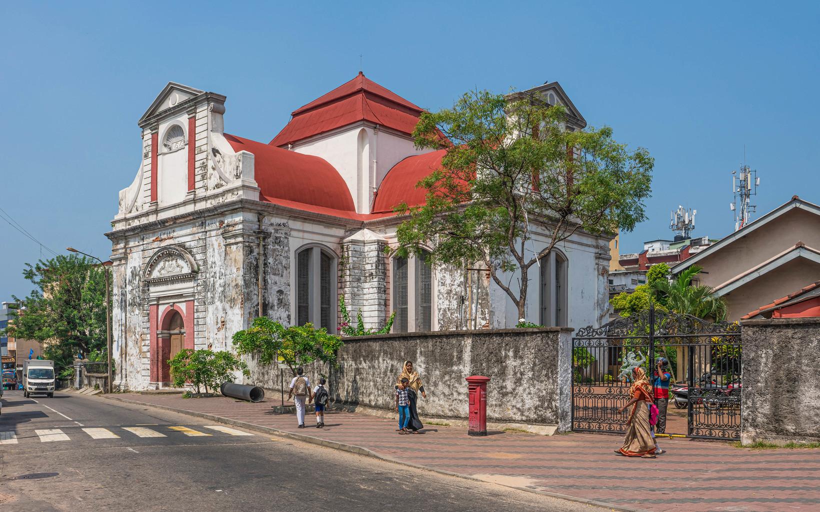 Wolfendhal Church