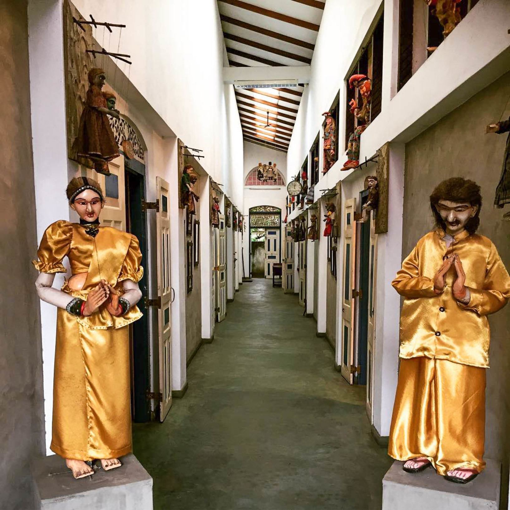 Traditional Puppet Art Museum, Dehiwala