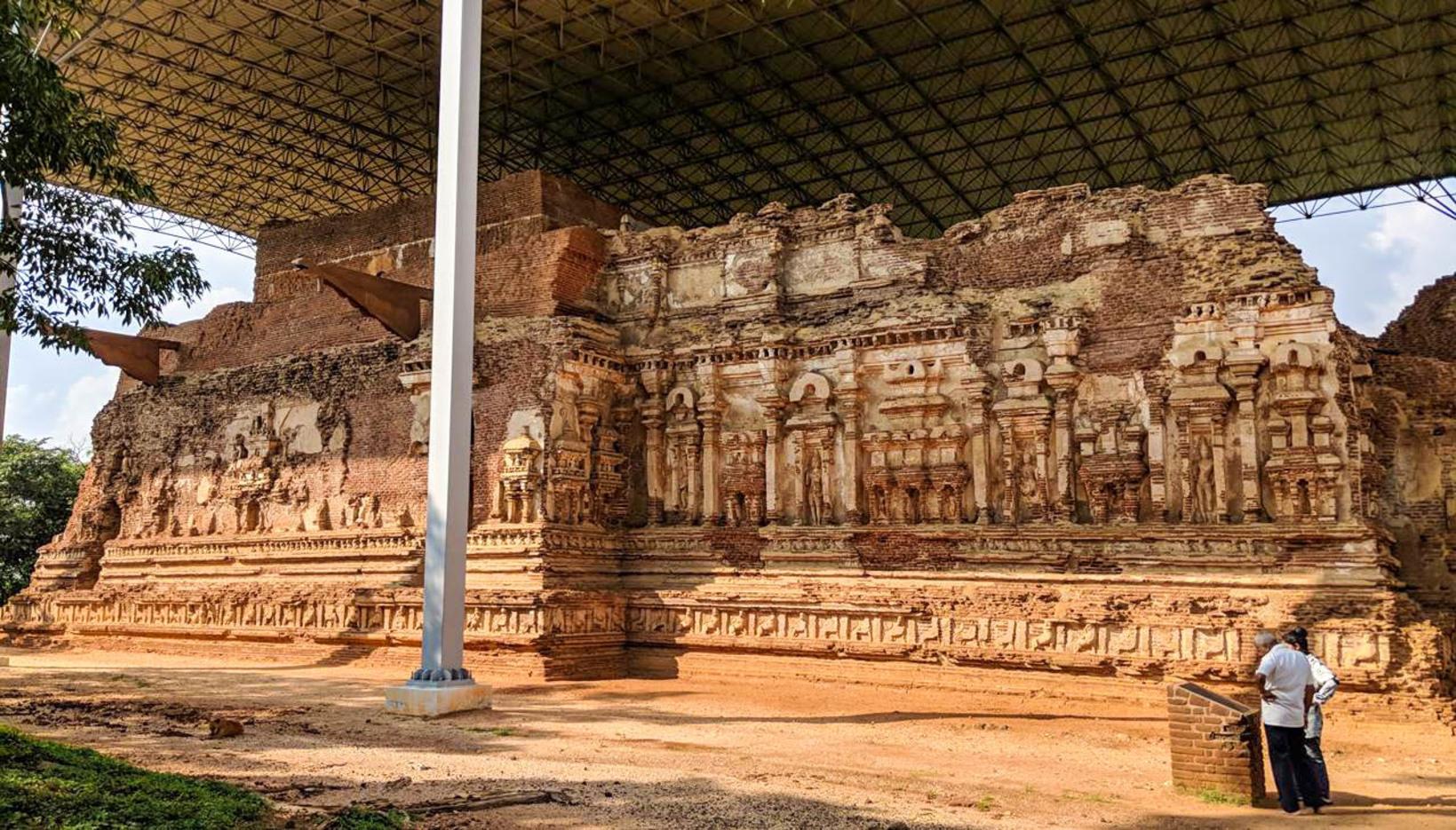 Thivanka Image House, Polonnaruwa