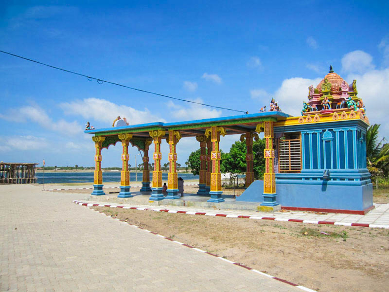 Thiru Ketheeswaram Temple, Mannar