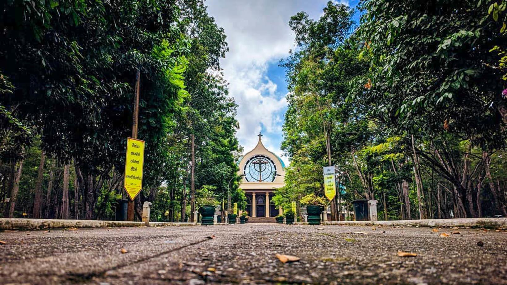 Thewatta Church