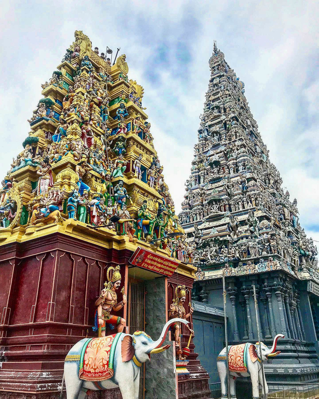 Temple of Sri Kailawasanathan Swami Devasthanam, Colombo