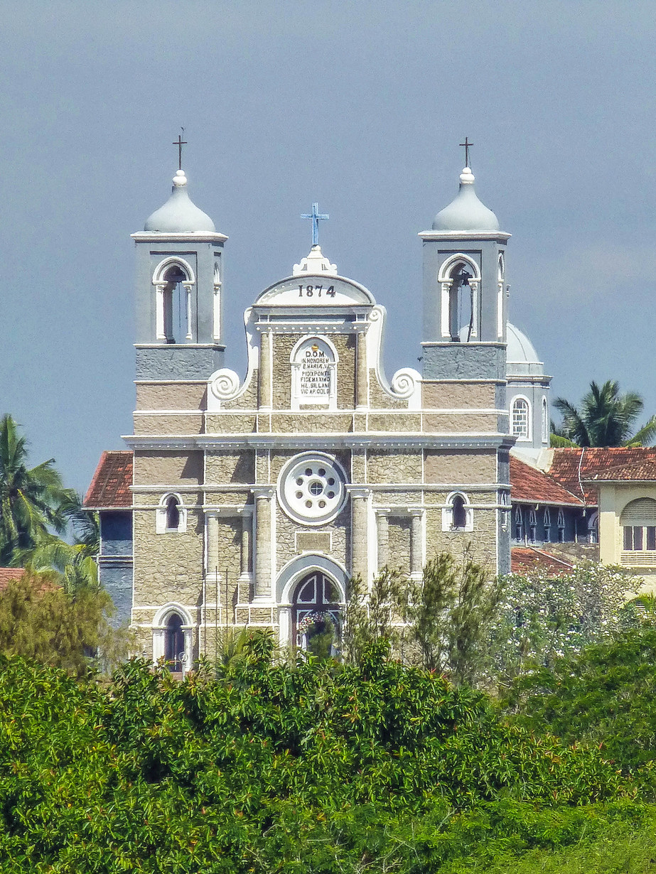 St. Mary's Cathedral, Galle