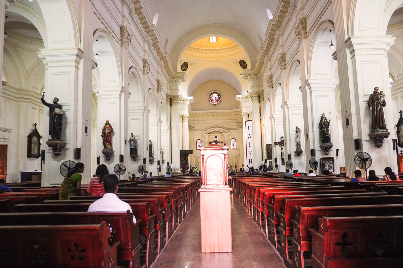 St Lucia's Catherdral