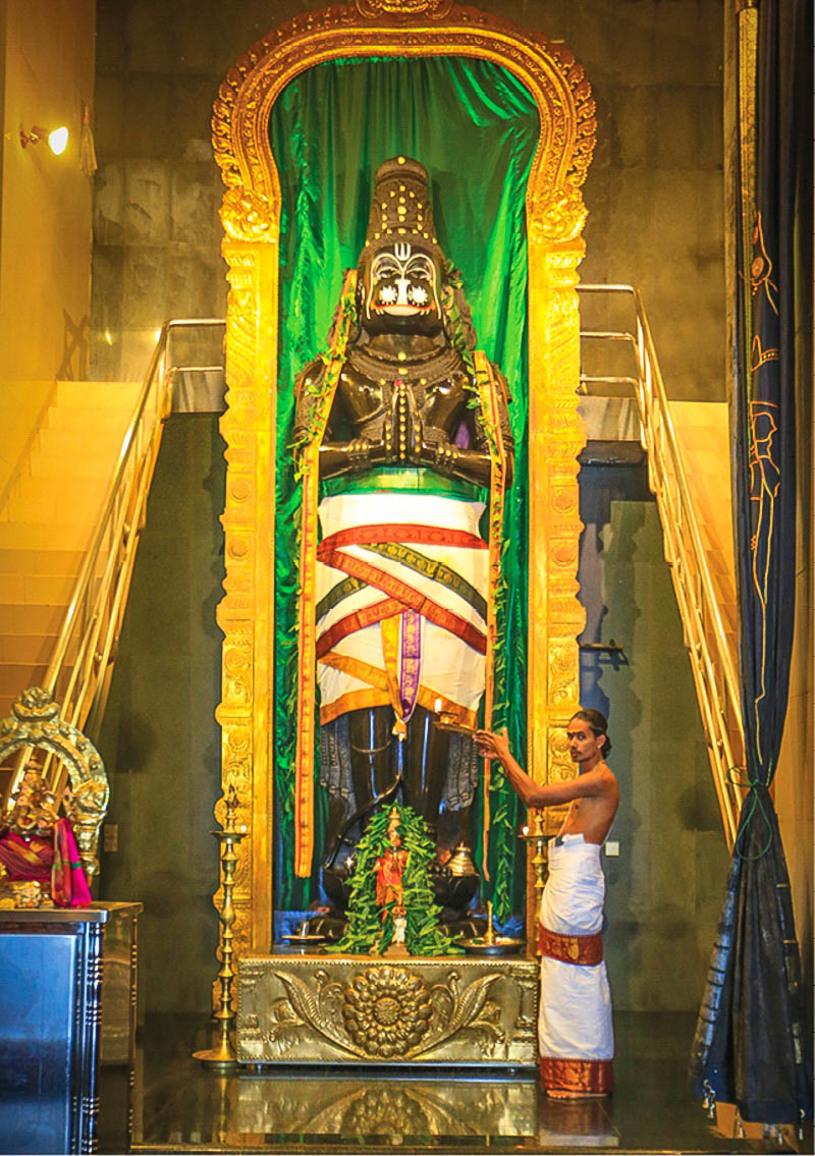Shri Bhakta Hanuman Temple - Lakpura™