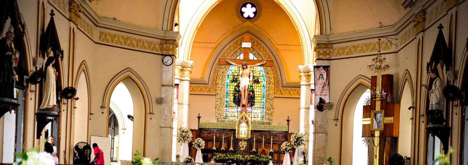 All Saints' Church, Borella
