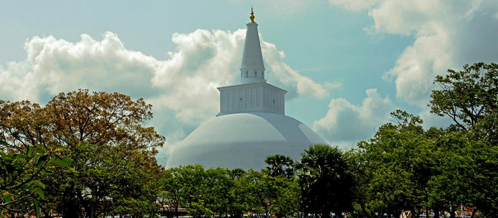 Ruwanweliseya, Anuradhapura
