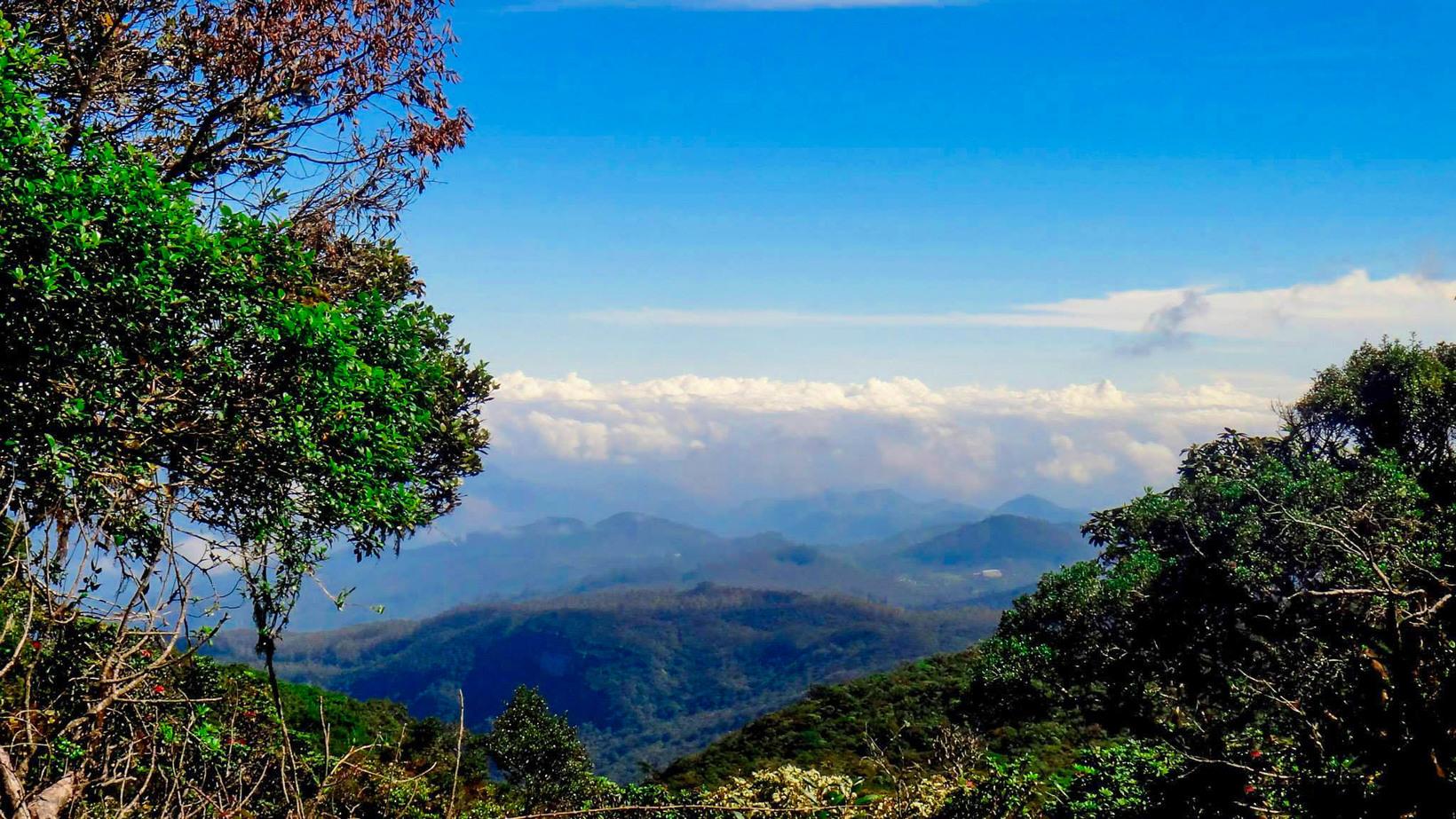 Pidurutalagala Mountain, Nuwara Eliya