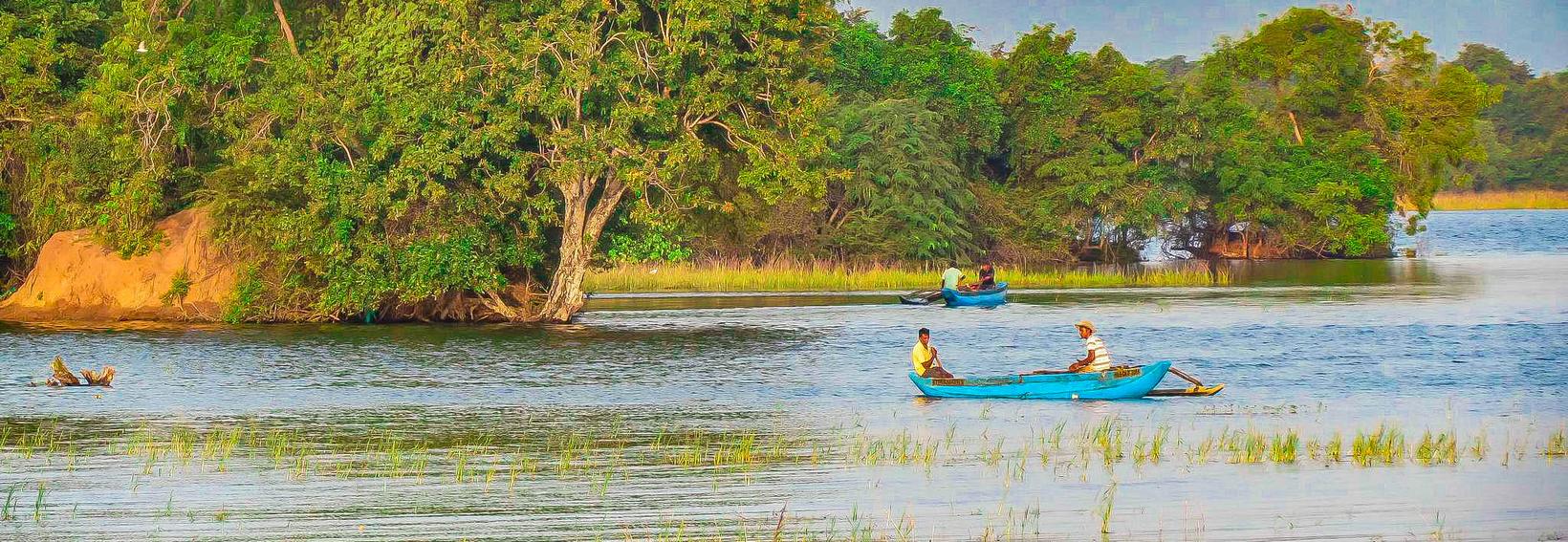 Parakrama Samudra, Polonnaruwa