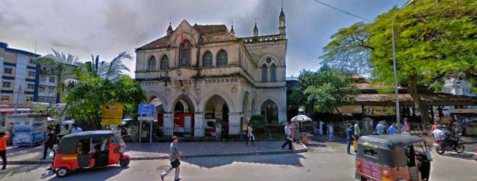 Old Town Hall, Colombo