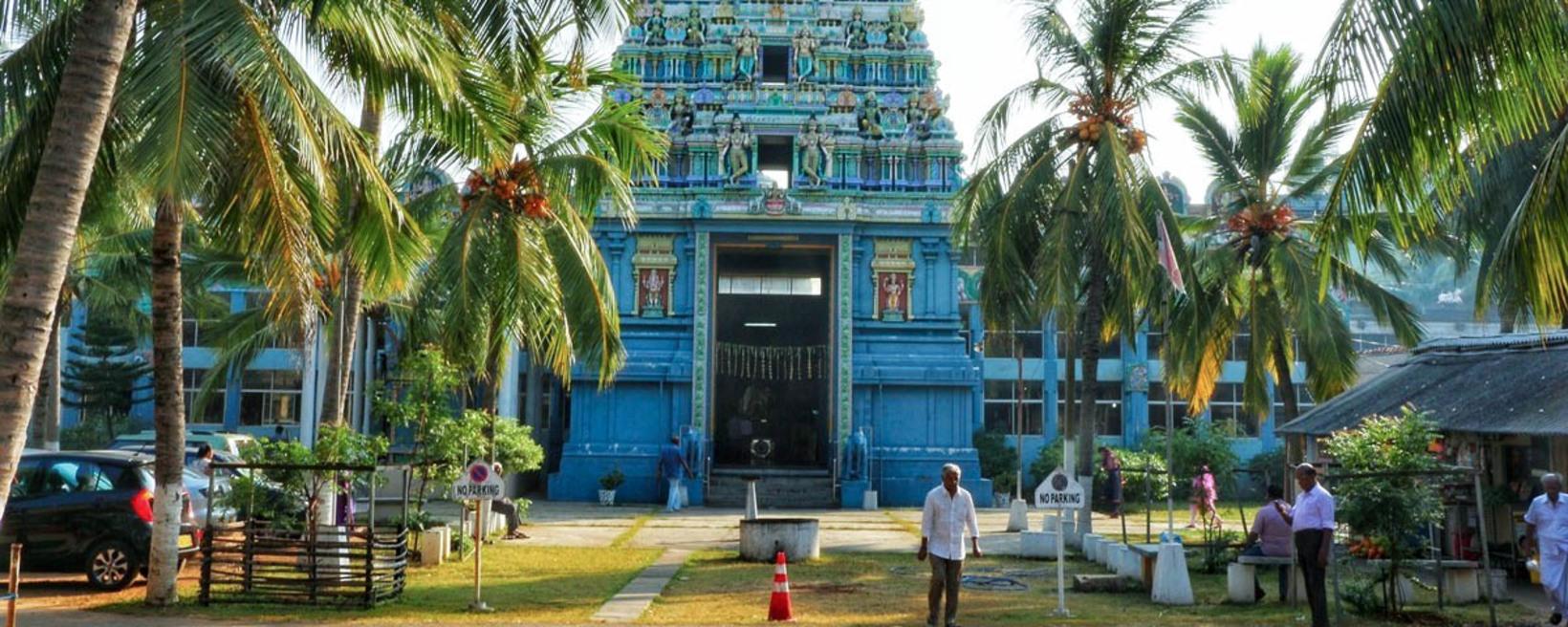 Old Kathiresan Temple, Colombo