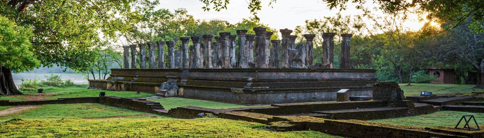 Nissanka Malla's Palace, Polonnaruwa