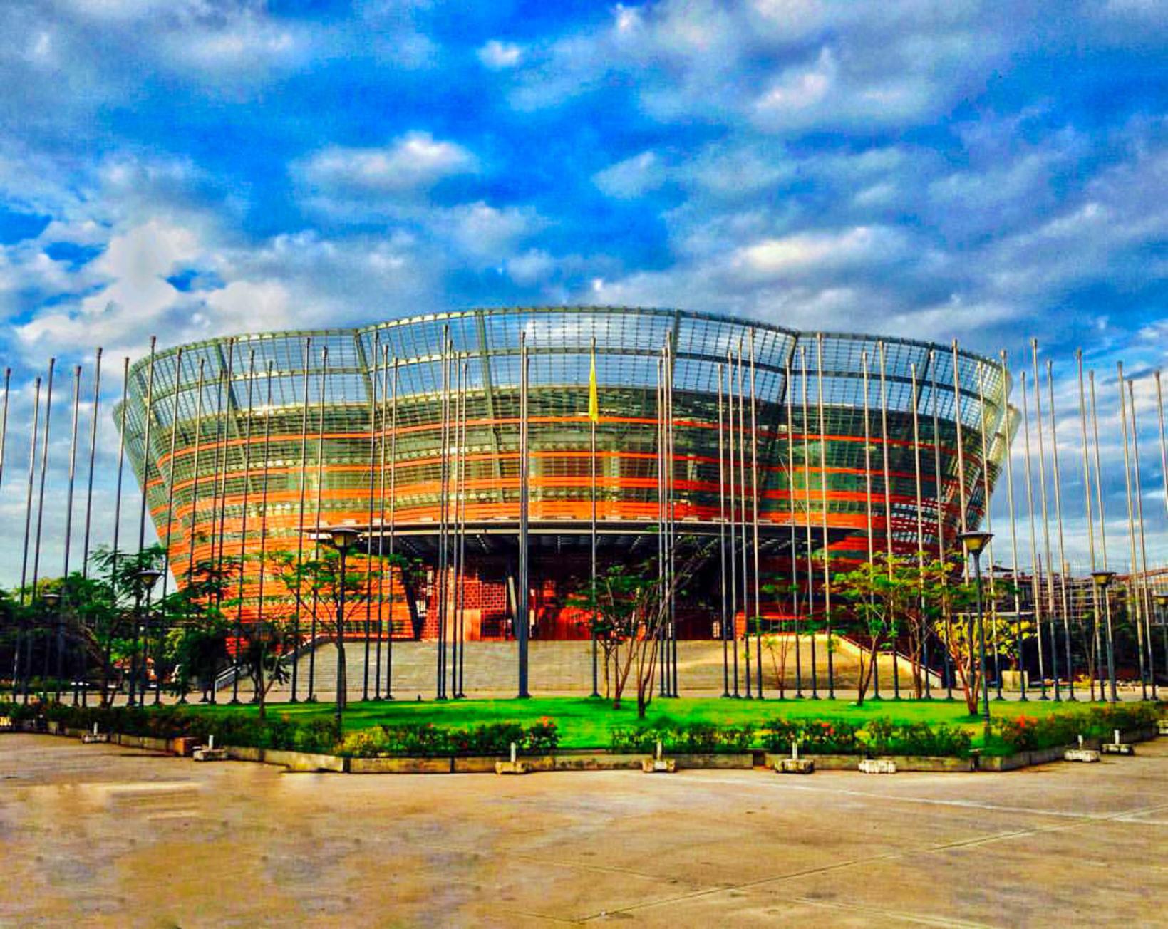 Nelum Pokuna Mahinda Rajapaksa Theatre, Colombo
