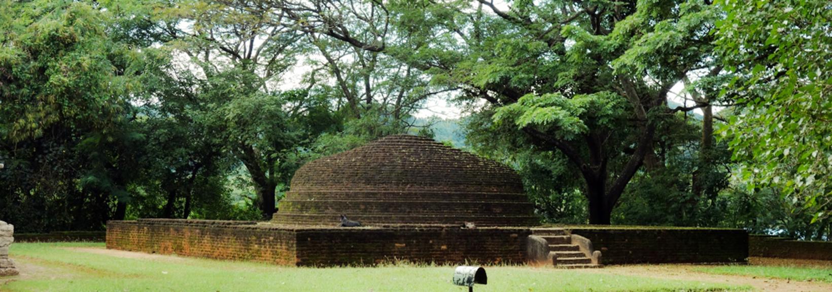 Nalanda Gedige, Matale
