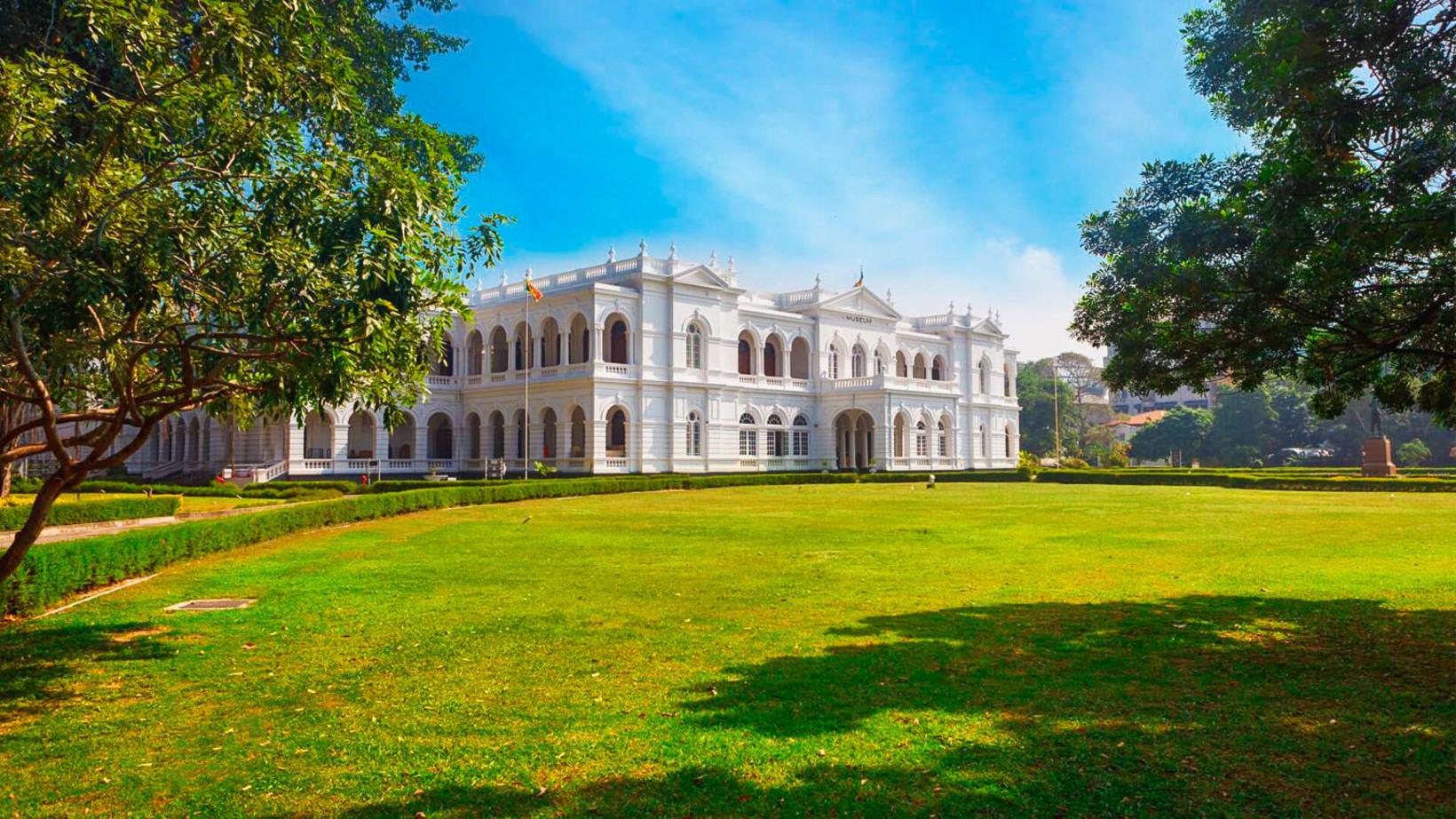 Museums in Sri Lanka