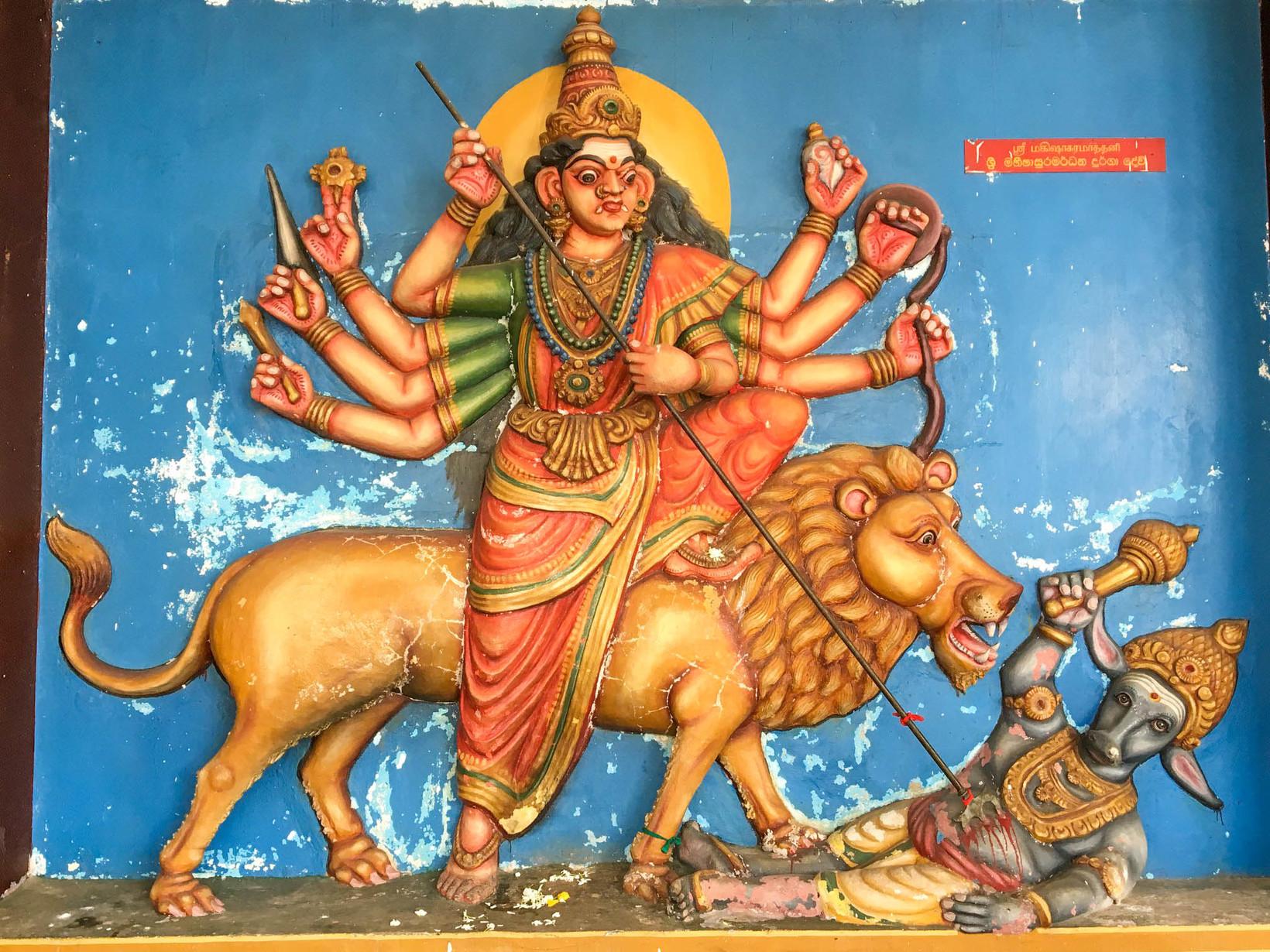 Sri Munneswaram Devasthanam, Chilaw - Lakpura™