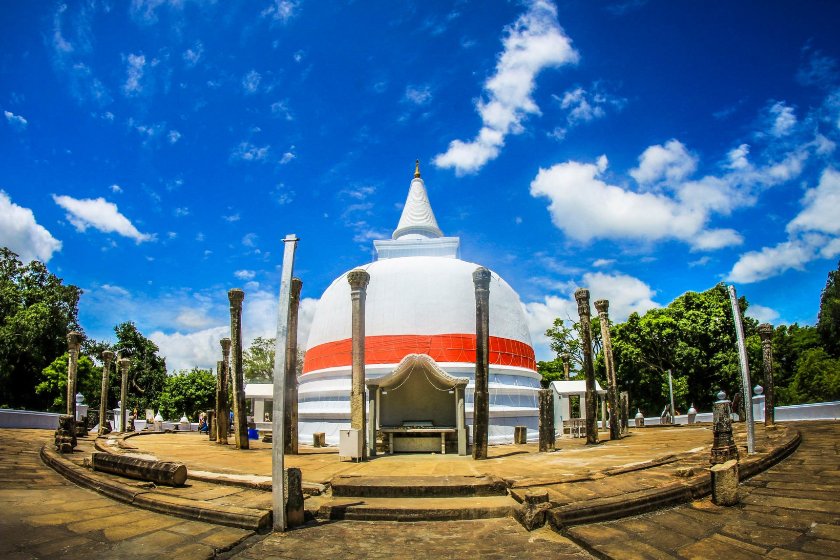 Lankaramaya, Anuradhapura
