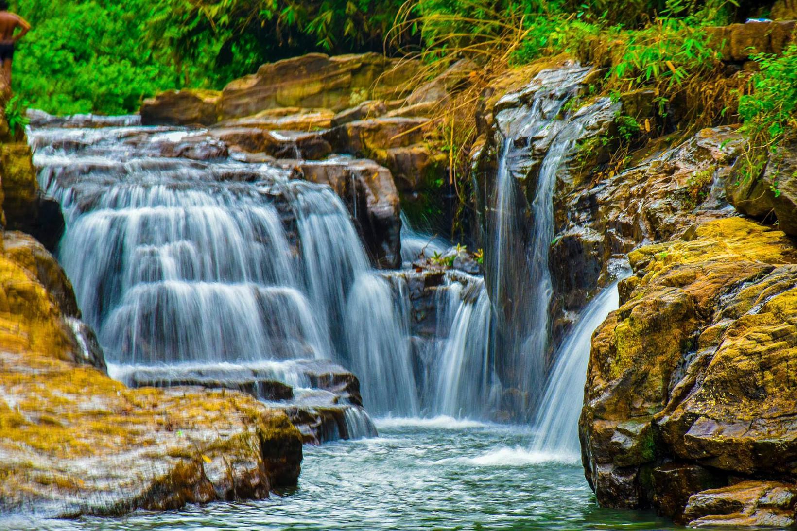 Kumari Ella Falls, Digana