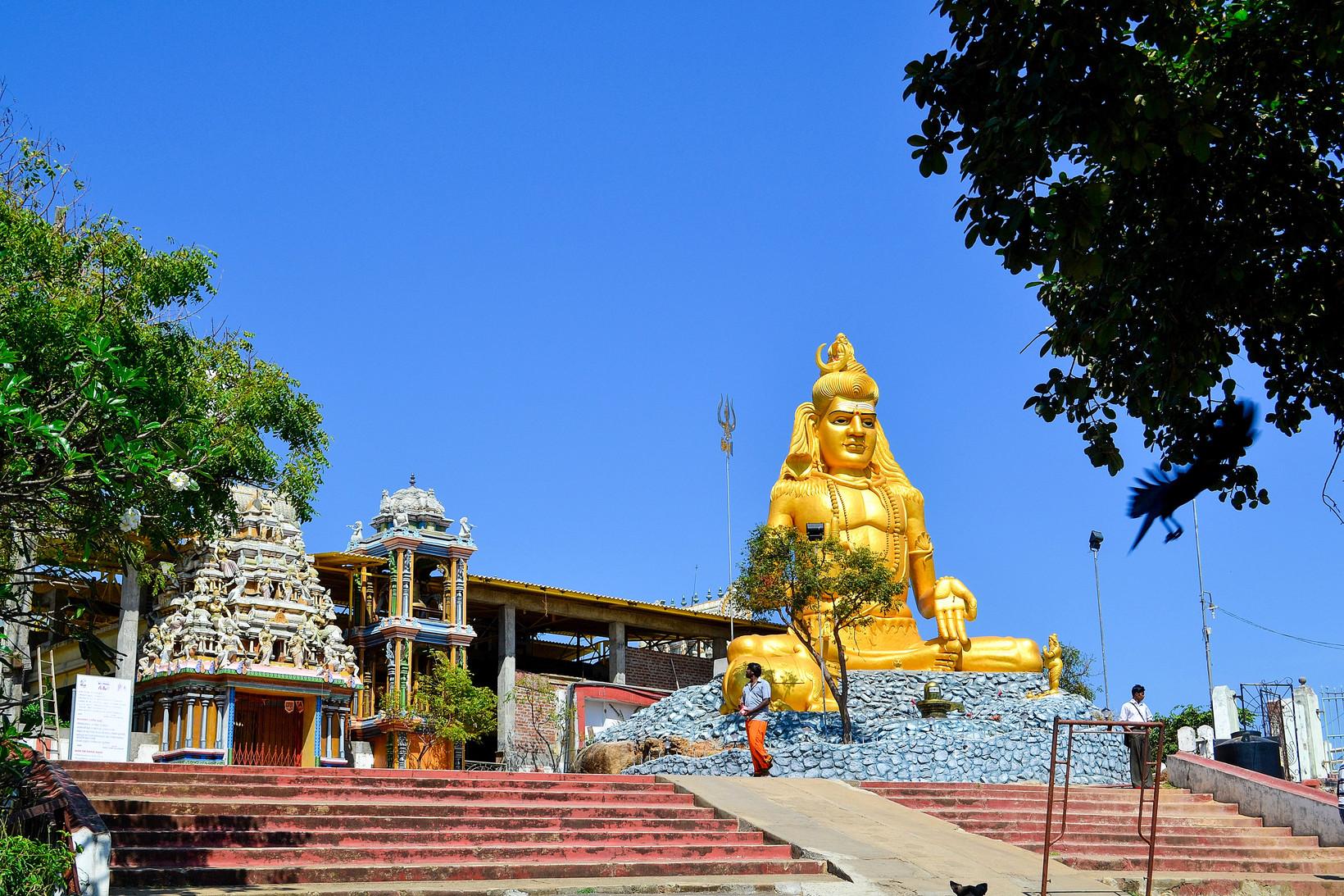 Koneswaram Temple, Trincomalee
