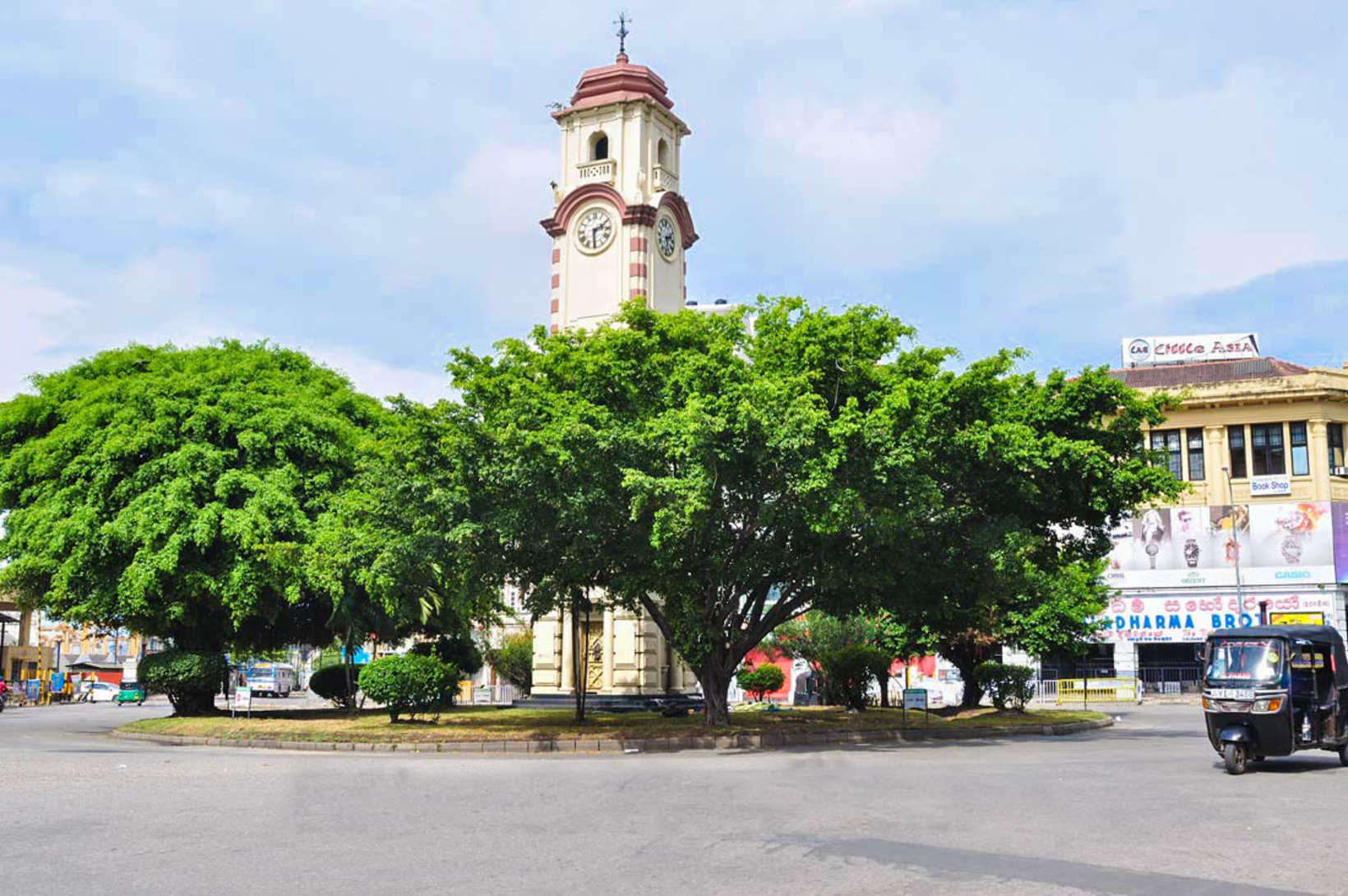 Khan Clock Tower, Colombo