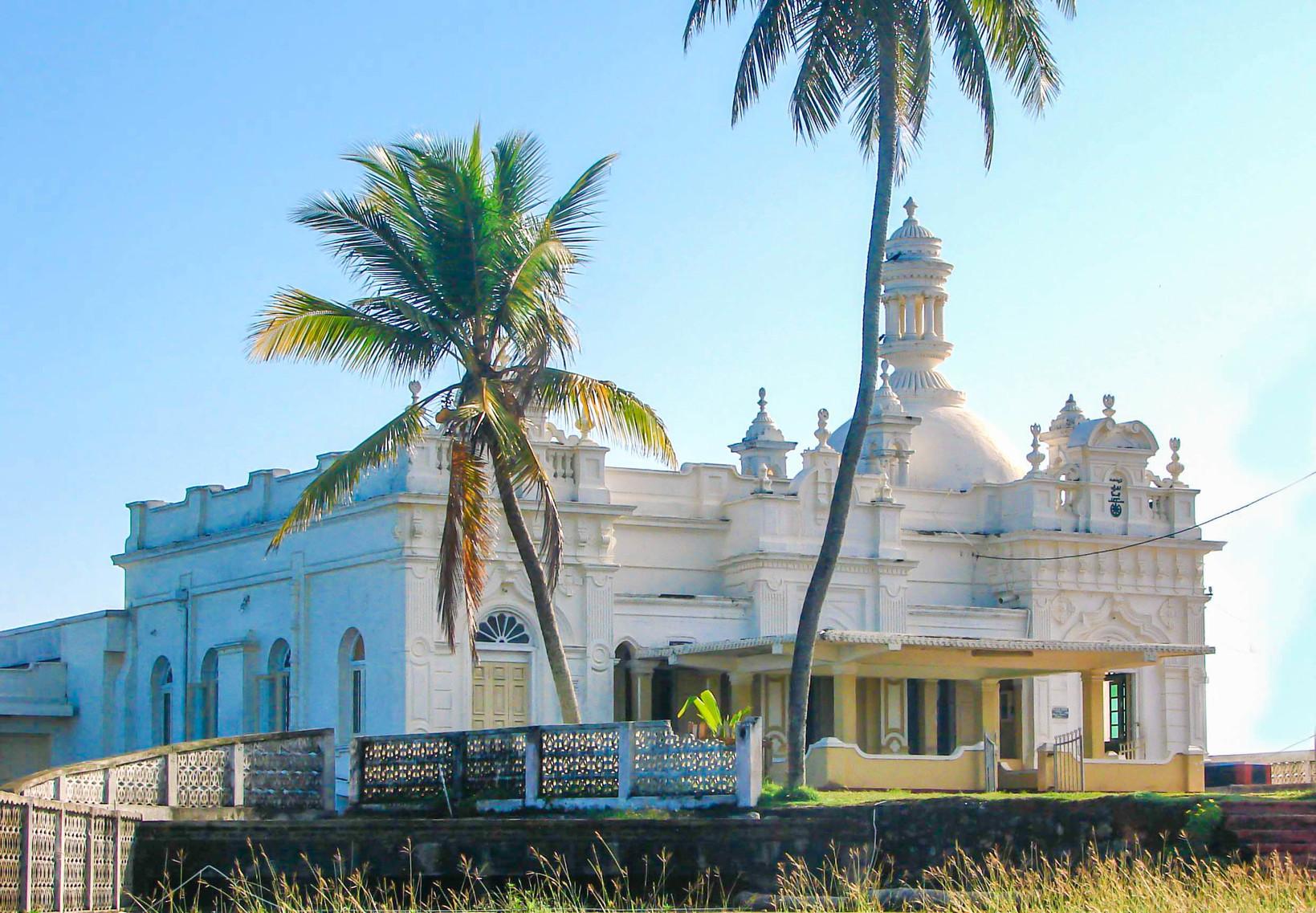 Kechimalai Mosque, Beruwala