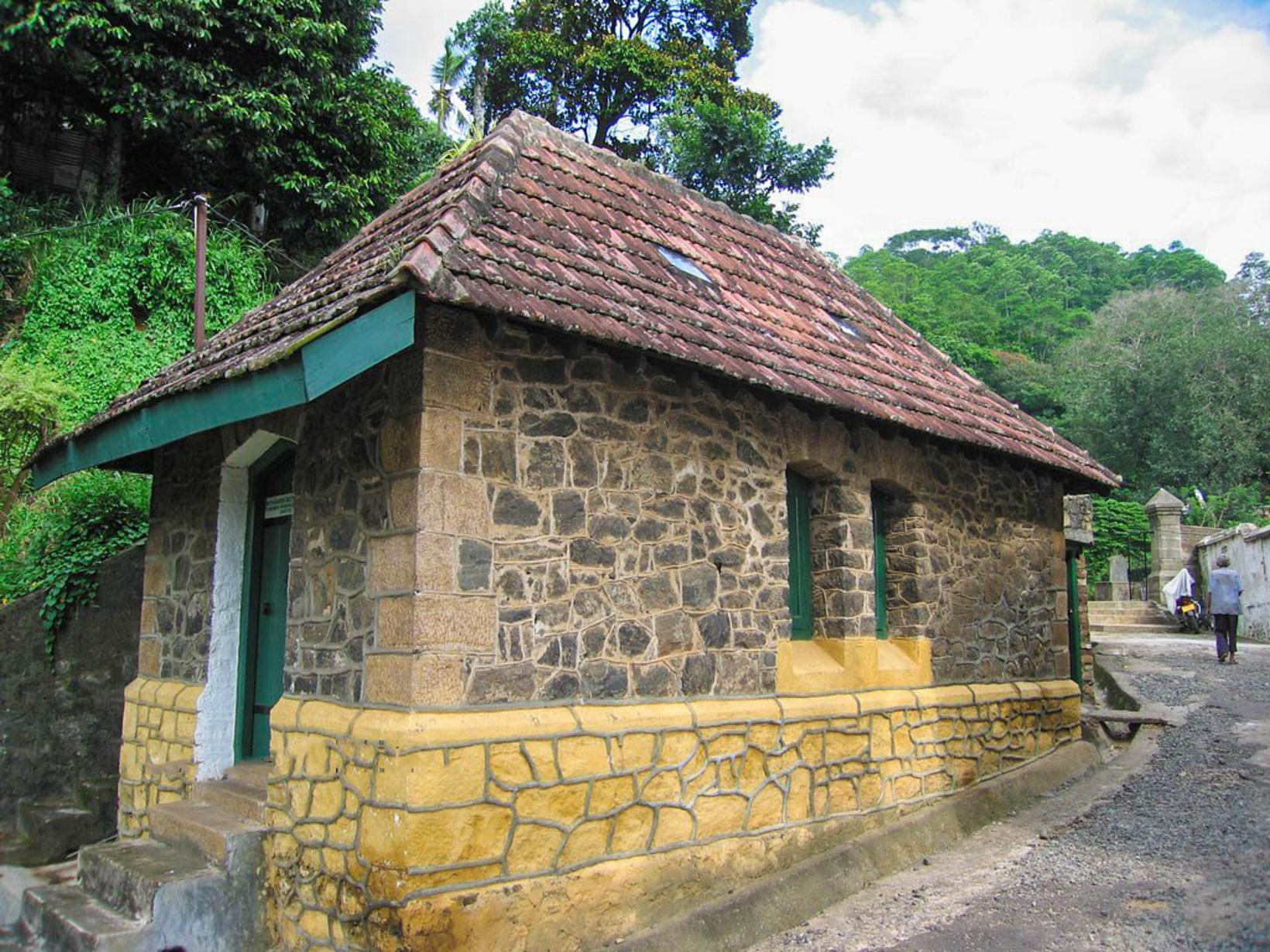 Kandy Garrison Cemetery, Kandy