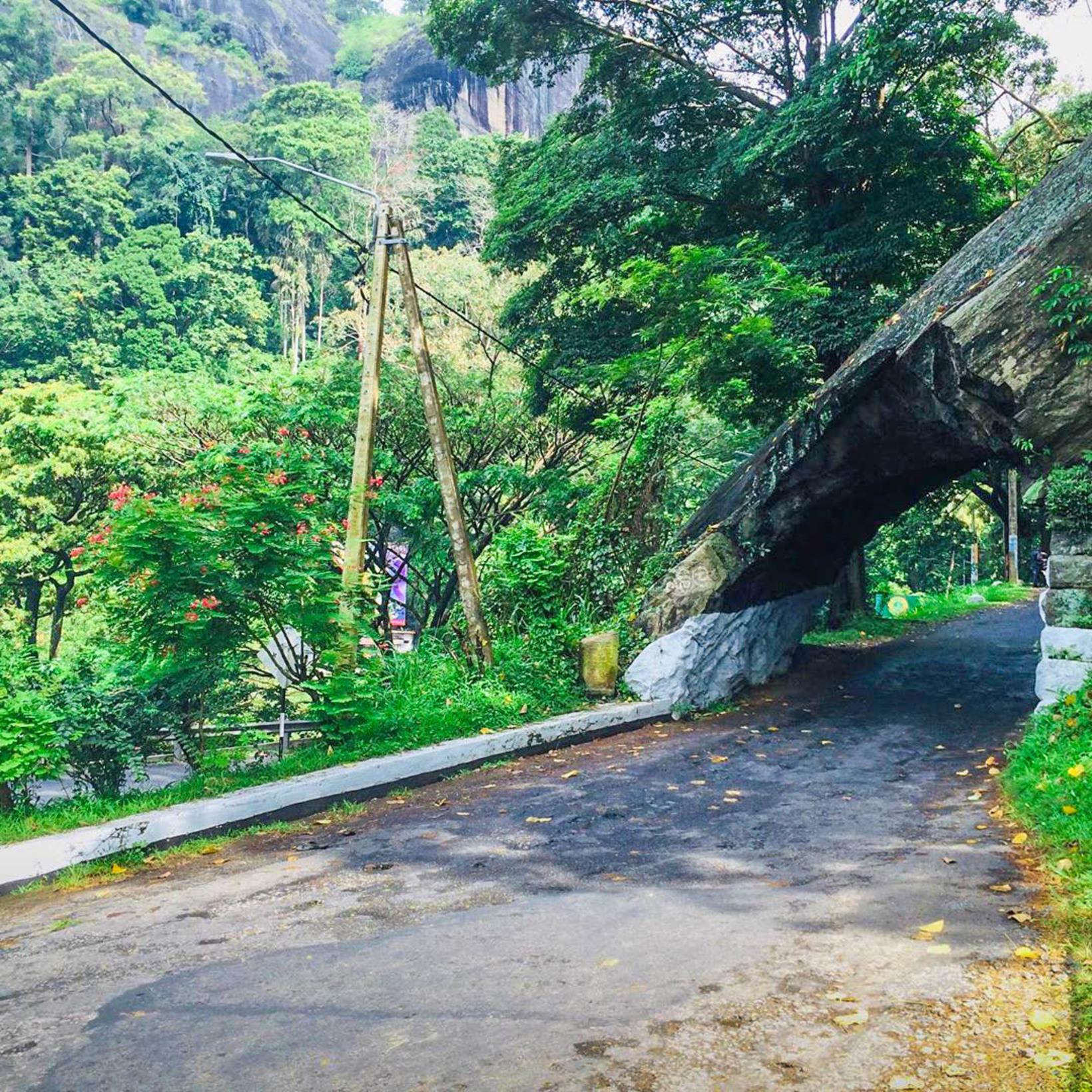 Kadugannawa Rock Tunnel