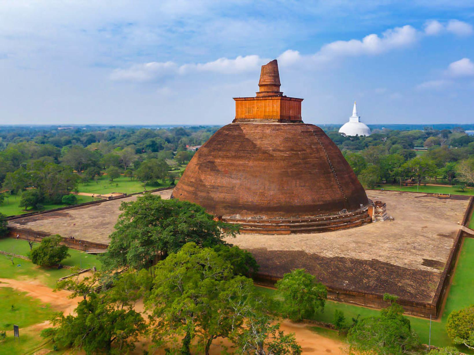Jetavanaramaya Dagoba, Anuradhapura