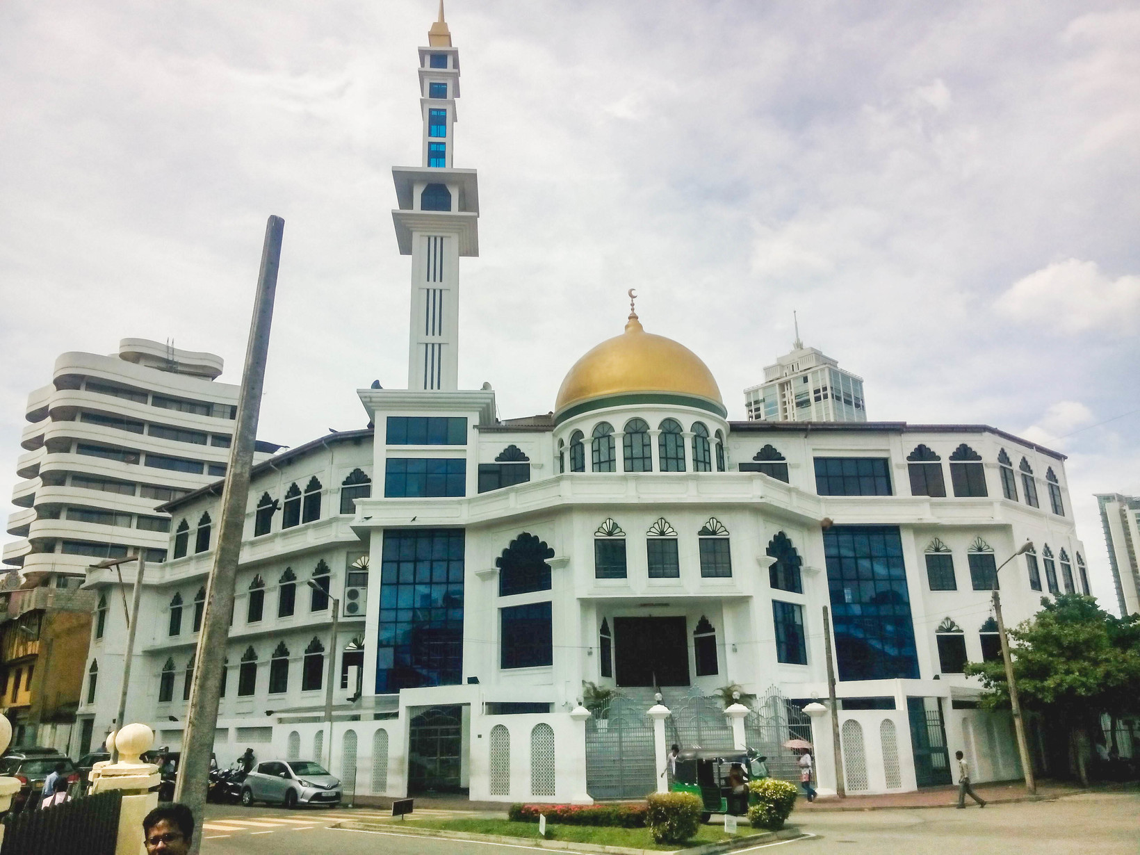 Grand Mosque of Colombo