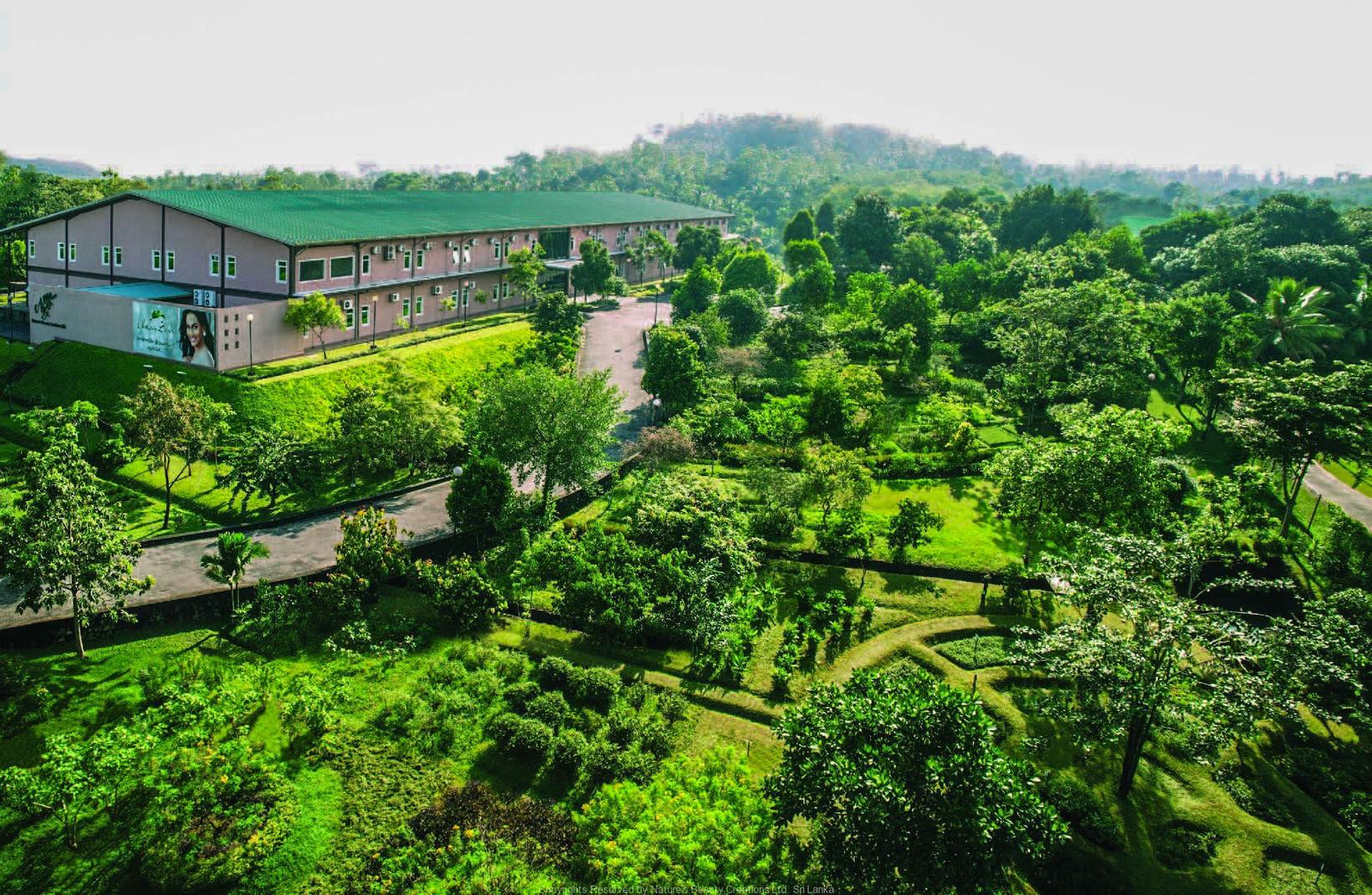 Ganewatta Medicinal Plant Garden