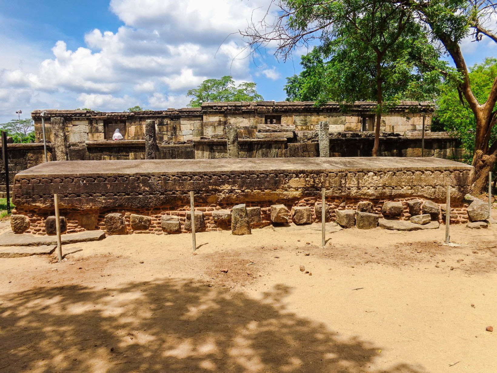 Gal Potha stone inscription (Stone Book) - 49, Polonnaruwa