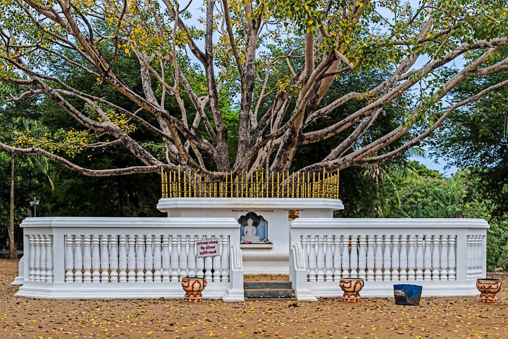 Kiri Vehera Temple, Kataragama