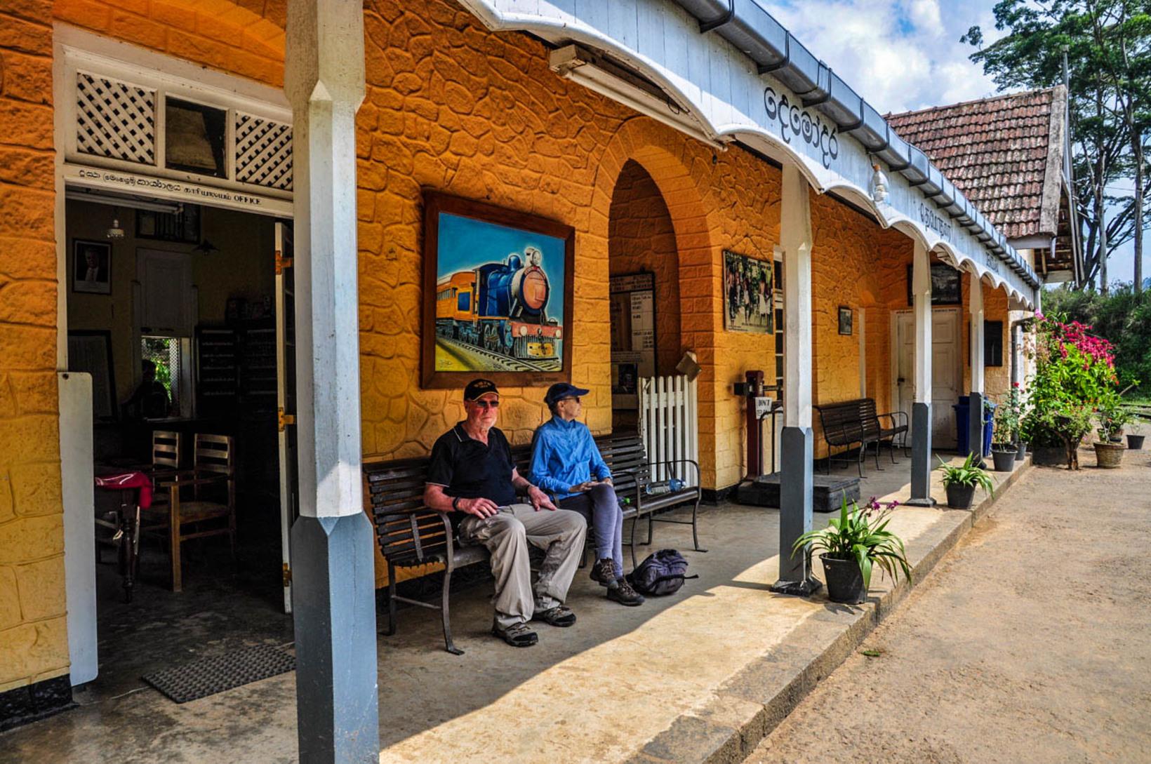Demodara Railway Station, Ella